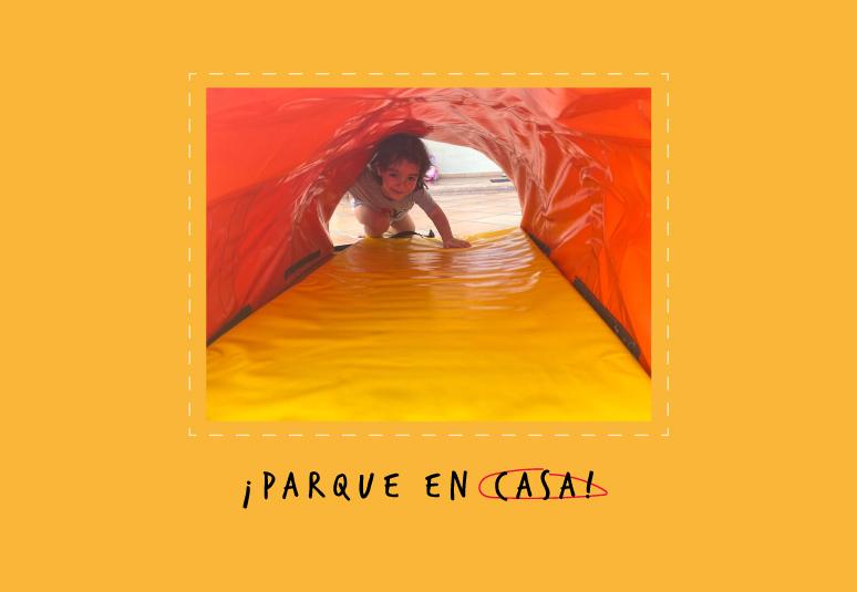 ¡PARQUE EN CASA!🎢