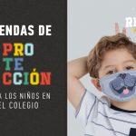 Prendas de vestir para niños: ¿cómo protegerlo?