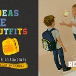 Ropa infantil: 3 outfits para el regreso a clases