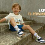 Personalidad de tu hijo con zapatos de colores