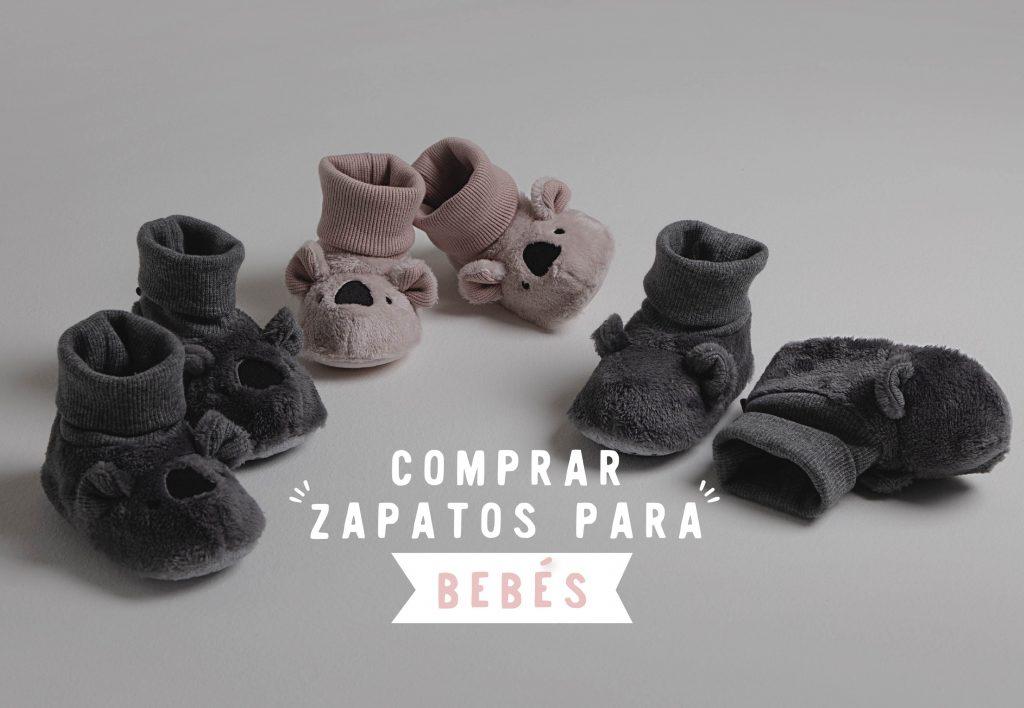Zapatos para bebés: todo lo que debes saber al elegirlos