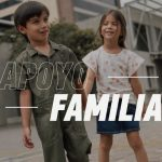Apoyo familiar, la base para hijos más felices